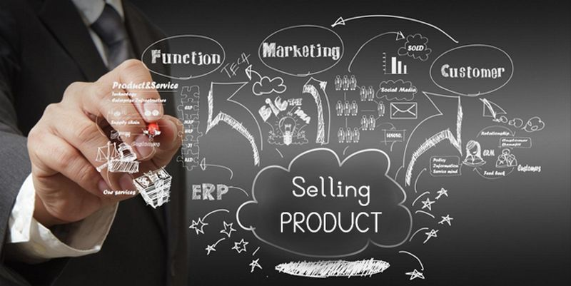 Function Marketing Selling product